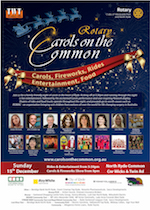 Carols on the Common Main poster